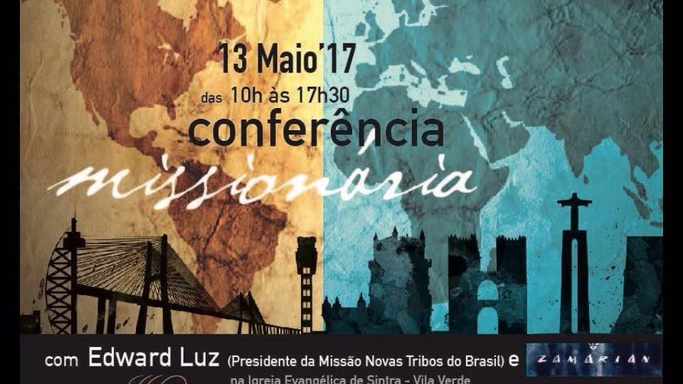 Conferencia missionária 13Maio2017