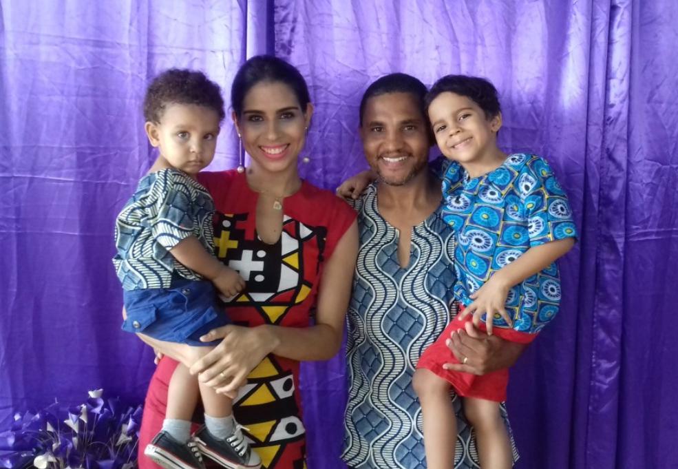 Família Tomé – 2017-05